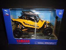 Newray Yamaha Yxz 1000R Jaune 1/18