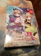 Atelier Lydie & Suelle The Alchemists Limited Edition (Nintendo Switch,2018) NEW