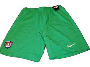 USMNT Nike official match version goalkeeper Shorts   BNWT  size L