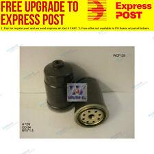 Wesfil Fuel Filter WCF126 fits Hyundai i30 1.6 CRDi (FD),1.6 CRDi (GD)