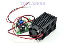 Focusable 200 mW 808 Presque comme neuf Infrarouge IR Laser Diode Module W 12 V driver & TTL