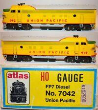 Union Pacific UP 912 FP7 Atlas Roco 7042 HO Scale MR8.8
