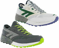 Hi-Tec Badwater Running Sports Mesh Mens Lace Hiking Trainers Shoes