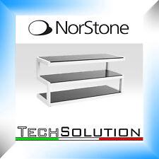Norstone Esse WHBH Hi-Fi Mobile Supporto Porta Elettroniche Amplificatore DVD