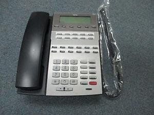 NEC DSX 80 160 1090020 DX7NA-22BTXH 22B 22 Button Digital Display Telephone #A
