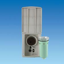Caravan IVORY Filtapac Water Complete Inlet Housing & Filter FL105