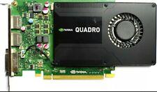 NVIDIA Quadro K2200 4GB GDDR5 DVI Dual DisplayPort PCI-E Graphics Card GPU CAD
