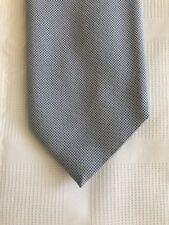 Cravate en soie coton bleue marque BALTHAZAR Le Bon Marché