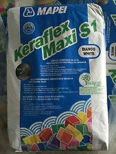 MAPEI KERAFLEX MAXI S1 BIANCO KG.23