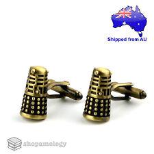 Doctor Who Dalek Novelty Cufflinks