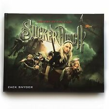 SUCKER PUNCH - THE ART OF THE FILM ZACK SNYDER TITAN BOOKS 2011