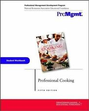 Professional Cooking, Student Workbook by Gisslen, Wayne