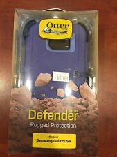 OtterBox Defender Shockproof Samsung Galaxy S6 Case w/Clip - Purple Amethyst