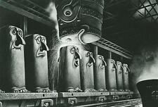 Steel :  Boris Artzybasheff  :  Circa 1935  :   Fine Art Print