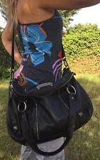 Makowsky $450 High Quality Large Leather Handbag Bag 40X 38X12Cm + Mimco Pin