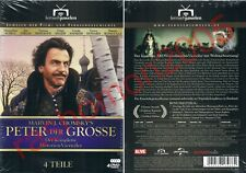 DVD R2 PETER THE GREAT (1986) Maximilian Schell Vanessa Redgrave Omar Sharif NEW