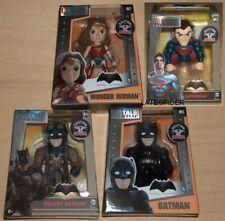 4x DC Comics Batman v Superman Metals Die Cast Wonder Woman Desert NEW