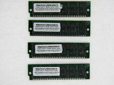 64MB 4 x 16MB 30 pin Parity SIMM Memory FPM 16X9 Samsung TESTED
