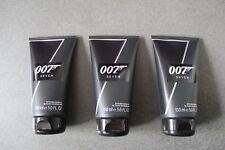 """3x 150ml James Bond """"Seven"""" Duschgel / Shower Gel für Herren"""