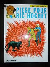BD DECEMBRE 1994 - LE LOMBARD - RIC HOCHET / PIEGE POUR RIC HOCHET