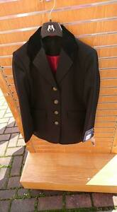 """Shires Childs Aston Competition Show Jacket Black 28"""""""