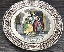 Adams Cries of London New Mackerel Plate