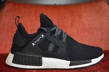 WORN TWICE Adidas x Mastermind Japan NMD XR1 Size 10 Black White Red MMJ BA9726