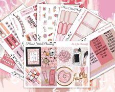 Deluxe Planner Sticker Kit- Do it for Yourself for Erin Condren Vertical Planner