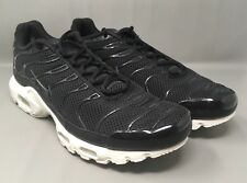 Nike Air Max Plus TN Tuned Air Breathe Running Shoes 898014 001 Mens Size 13 New
