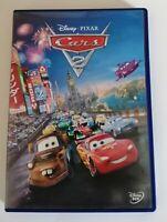 CARS 2 -  DVD  DISNEY PICTURES - PIXAR ANIMATION STUDIOS - AVENTURAS - ANIMACIÓN