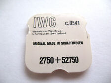 IWC INTERNATIONAL 8541 EIGHT STAR WHEEL+SCREW PART 2750