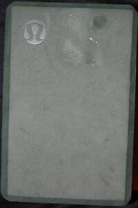 LULULEMON Green Dense Foam Yoga Brick Accessory Discontinued