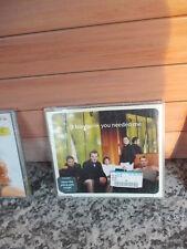 Boyzone: You needed me, eine Maxi CD