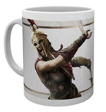Assassins Creed  Odyssey Kassandra Action Mug Game Gaming Origins