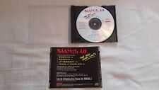 Babylon A.D. The Kid Goes Wild Hyper Rare CD Promo 4 Versions Robocop 2 AOR Rock