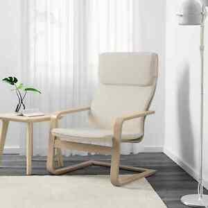 Ikea Sessel Pello Schwingsessel Freischwinger Stuhl NEU
