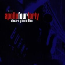 Apollo Four Forty Electro glide in blue (1997) [CD]