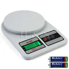 10kg-1g Digital Electronic Scales LCD Kitchen Postal Postage Parcel Post Office