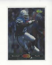 1994 Images #12 Marshall Faulk RC Rookie Colts Rams