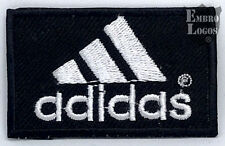 236 ADIDAS LOGO EMBROIDED IRON ON PATCH - BADGE 002