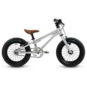 "Early Rider Kinder Fahrrad Belter Mountainbike Trail 14"" Aluminium 1 Gang Silber"