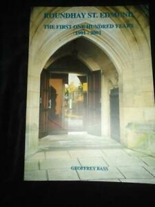 Roundhay St Edmund Church First 100 Years 1901-2001 Leeds local history G Bass