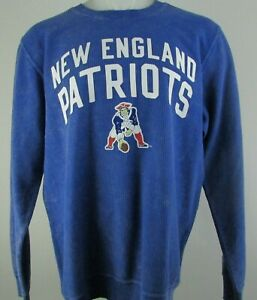 New England Patriots NFL Starter Men's Long Sleeve Sweater