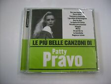 PATTY PRAVO - LE PIU' BELLE CANZONI DI PATTY PRAVO - CD SIGILLATO 2005