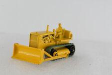 A.S.S Matchbox Caterpillar Bulldozer 1961 Lesney RW Regular Wheels BPW 18C