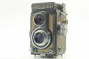 [Exc+5] Yashica 44A Twin Lens Reflex TLR 127 4x4 Film Camera   From JAPAN