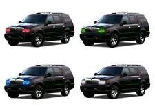 for Lincoln Navigator 98-02 RGB Multi Color LED Halo kit for Headlights
