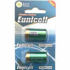 2 x 4LR44 6 V Mercury-Free Alkaline Batteries Battery Eunicell 476A, PX28, L1325