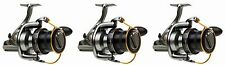 New 3 X Penn Surfblaster 8000 LC Sea Spin Fishing Fixed Spool Reel - 3 X Reels