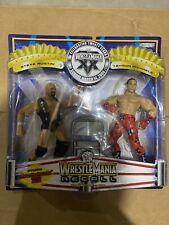 Wwe Wwf Wrestlemania Recall Stone Cold Stev Austin Vs Hbk Shawn Michaels 2 Pack